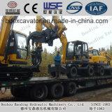 Canne à sucre de machines de construction de Baoding/chargeur en bois/paille