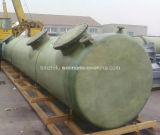 PVDF /FRP, PP/FRP, Samengestelde Tanks PVC/FRP voor Verschillende Industriële Appliacation