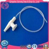 처분할 수 있는 의학 PVC 흡입 카테테르