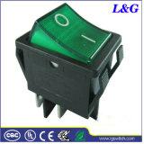 Outil d'alimentation allumé DPST-off de l'interrupteur à bascule Micro/Paddle (SS31)