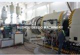 Tubo del PE de los PP que hace la línea máquina de la máquina de la protuberancia del tubo del HDPE