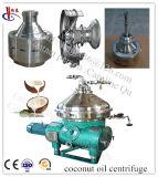 De automatische Maagdelijke Halende Machine van de Olie van de Kokosnoot