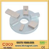 Rivestimento permanente sinterizzato NI-CU-NI del magnete del blocchetto di NdFeB