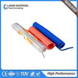 tubos neumáticos alto flexibles del resorte de la PU del 15m