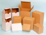 2017 Nuevos diseñados personalizados de alta calidad caja de papel al por mayor