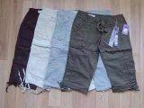 2015 New Stocks Lady's Hot Short&Capri Pants