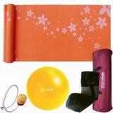 Mat Yoga, Mat Anti Slip, PVC / EVA / TPE Mat