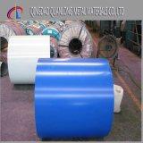 La couleur principale de SGCC a enduit la bobine en acier enduite d'une première couche de peinture