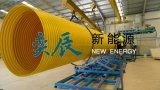 A linha de produção do Tubo do enrolamento de HDPE
