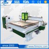 Porta de madeira gravura máquina de esculpir fresadora CNC de trabalho da madeira