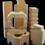 De ceramische Baksteen van het Anker met Goede Weerstand en Met hoge weerstand