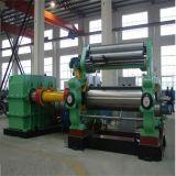 Mezcladora abierta abierta del molino de mezcla del caucho de la estructura compacta/del caucho de Zsy