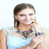 De nieuwe Juwelen van de Manier van de Oorring van de Armband van de Halsband van de Juwelen van het Punt Vastgestelde