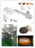 De automatische Machine van de Verpakking van het Voedsel voor Chocoladereep (ZP320)
