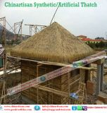 Resistant Resort Synthetic Thatched Tiki Bar / Tiki Hut