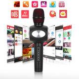 Altavoz Bluetooth inalámbrico de micrófono de Karaoke