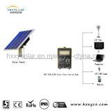 Kits de energia solar ecologicamente corretos Ce aprovados / 12V com gerador de energia solar / kit de iluminação solar