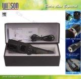 Lampe de poche Rechargeable LED Witson DVR via carte SD (W3-FD3009)