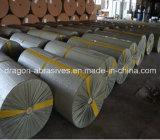 Papel negro para la fabricación de abrasivos