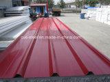 Strato del tetto del trapezio di /Color dello strato del tetto del ferro di PPGI
