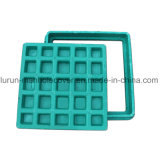 En124 BMC FRP Fuel Product Composite Manhole Cover