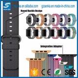 Veränderbare multi Farben-Nylonuhrenarmband für Iwatch