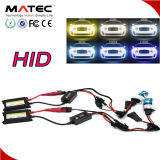 Hi Low Beam HID Zenon 12V 24V 35W 55W Kit de conversion HID Slim Ballast HID H4