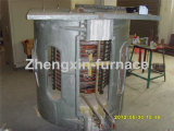 Copper Medium Frequency Induction Melting Furnace (GW-1T)