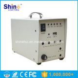 портативная солнечная электрическая система 10W для дома