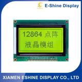 12864 Tipo de gráfico Stn DOT Matrix LCD Módulo con retroiluminación