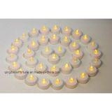Flammenlose Kerze LED-Tealight mit batteriebetriebenem Cer, RoHS Ceftificated