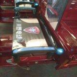 Gasolina híbrida/três veículo com rodas elétrico Trike para adultos