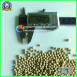 peneiras 3A moleculars para a desidratação do metanol ou do álcôol etílico