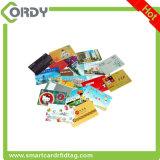 CMYKによって印刷されるPVC ICODE SLI ISO15693 ICODE 2 RFIDカード