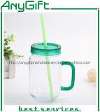 Copo plástico do pedreiro com cor e logotipo personalizados 02