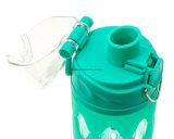 Bottiglia di acqua di vetro con il prodotto personalizzato 2017 GB-A3 di Caldo-Vendita e del manicotto