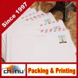 Enveloppe sur papier imprimé personnalisé (4413)