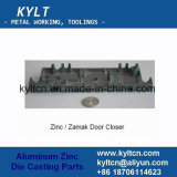 정밀도 아연 또는 Zamak 금속 합금은 문 오프너를 위한 주물 부속을 정지한다