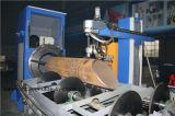 Tipo cortadora de la base del rodillo del tubo del CNC