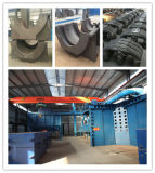 Máquina de bastidor de proceso del metal de la fundición del vacío