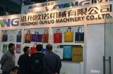 Shirt-Beutel, der Maschine Taiwan herstellt