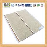 Materiales de construcción de panel del techo de PVC para la decoración de interiores