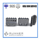 中心の回転によって部分を機械で造る/Aluminiumを機械で造る中国OEMの炭素鋼CNC
