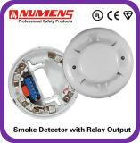 48V, détecteur de fumée conventionnel avec le relais a sorti (SNC-300-SP)