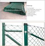 Весь тип столб загородки металла порошка низкой цены Coated