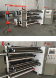 Machine de découpe de papier et de film avec coupe verticale