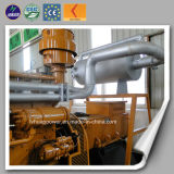 CHP Cogeneration Unit Natural Gas Generator Power Generator di iso Certified 200kw-2MW del CE