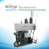 2 Liter-planetarische Mischmaschine mit Vakuumpumpe-und PLC-Fingerspitzentablett-Steuerung für Lithium-Batterie-Maschine