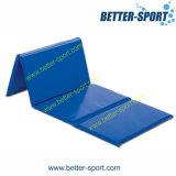 Sport-Gymnastik-Matte, faltende Gymnastik-Matte, Gymnastik-Fußboden-Matte