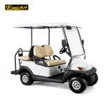 Le ce de véhicule de golf d'hôtel a prouvé le véhicule électrique de club de golf de 4 Seater